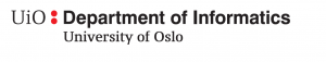 Dept. Informatics University of Oslo